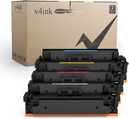 Amazon Com V4ink Compatible Toner Cartridge Replacement For Hp