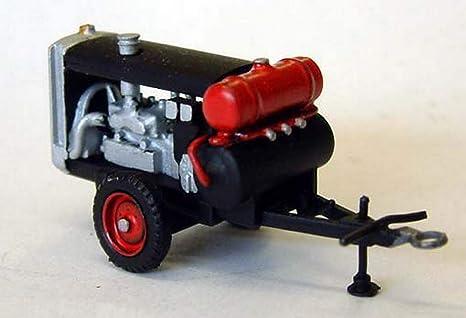 Compresor de aire de Langley Models Armstrong Whitworth OO escala Kit RW10 sin pintar