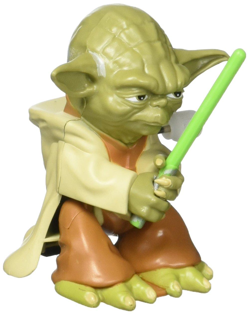 Star Wars Disney Yoda Wind-up Flipping Toy by Star Wars (Image #1)