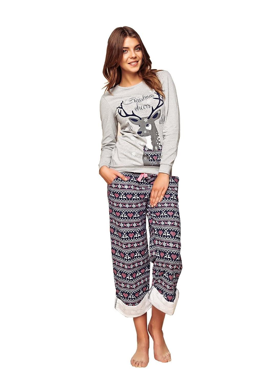 ESOTIQ Womens Rona 32622?32626?Pyjama