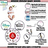 Disney Baby Girls Mickey & Minnie Mouse Assorted