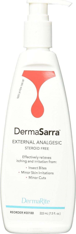 DermaSarra Anti Itching Steroid Free Lotion - 7.5 Oz