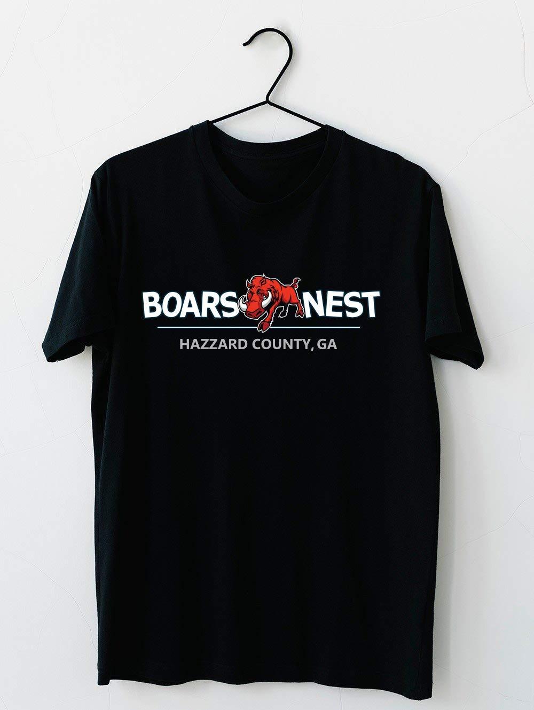 Dukes Of Hazzard Boar S Nest T Shirt Modern Redesign 97 T Shirt For