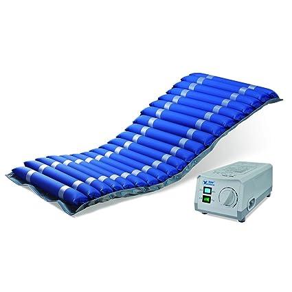 Cojín De Colchón De Aire De Presión Alterna Prevención De Escaras De Decúbito para Ancianos O