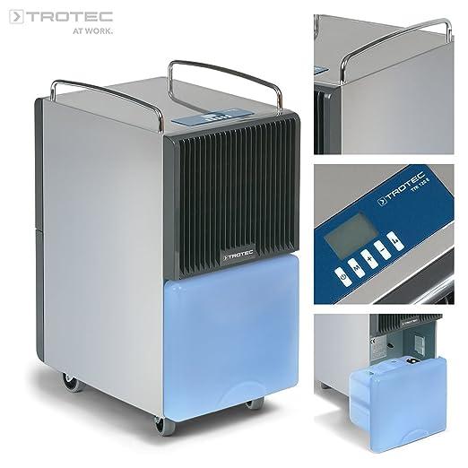24 opinioni per Deumidificatore TTK 122 E per ambienti fino a 120 m² / 300 m³, max. 40 Litri/24h