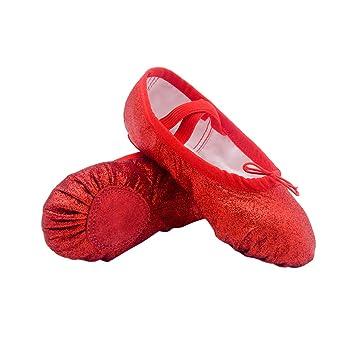 Healifty Girl Ballet Shoes Sole Ballet