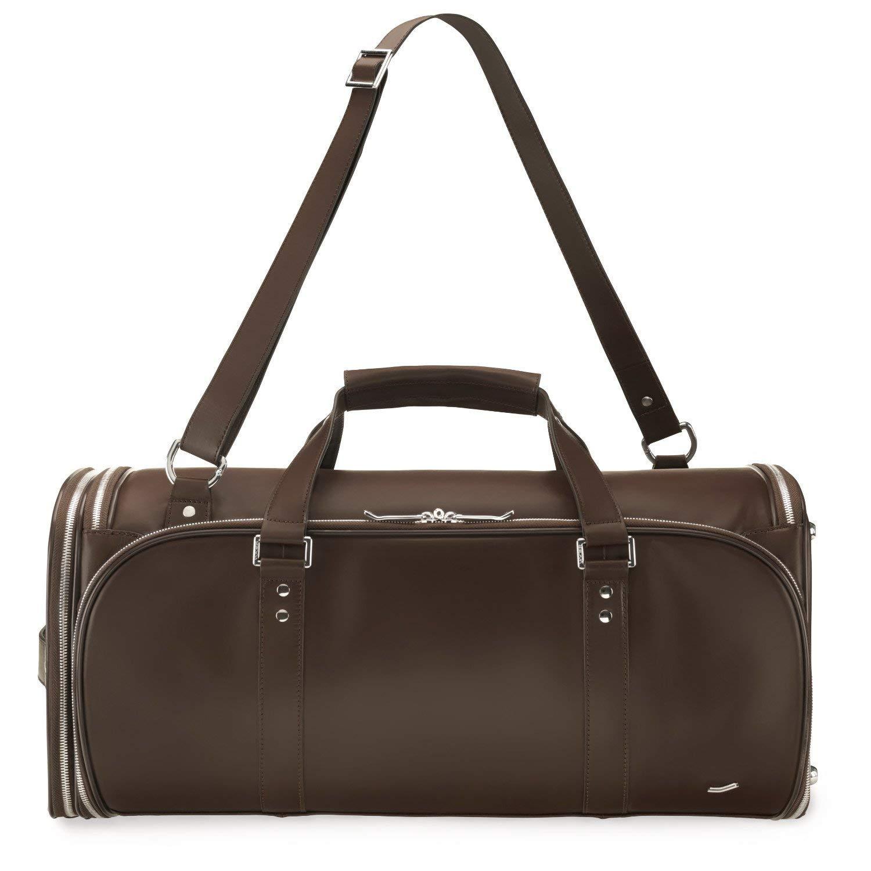 1fc66af203d Amazon.com | Vocier F35 Leather Travel Bag (Brown) | Carry-Ons