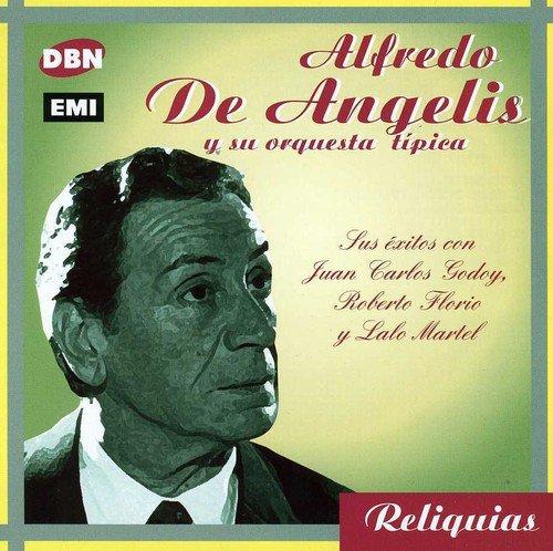 CD : Alfredo de Angelis - Sus Exitos Con Godoy, Florio Y Martel (CD)