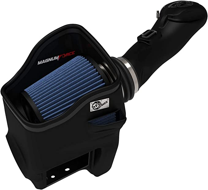 Afe Power Magnum Force 54 11872 1 Ford Diesel Truck 11 15 V8 6 7l Td Performance Intake System Oiled 5 Layer Filter Automotive Amazon Com