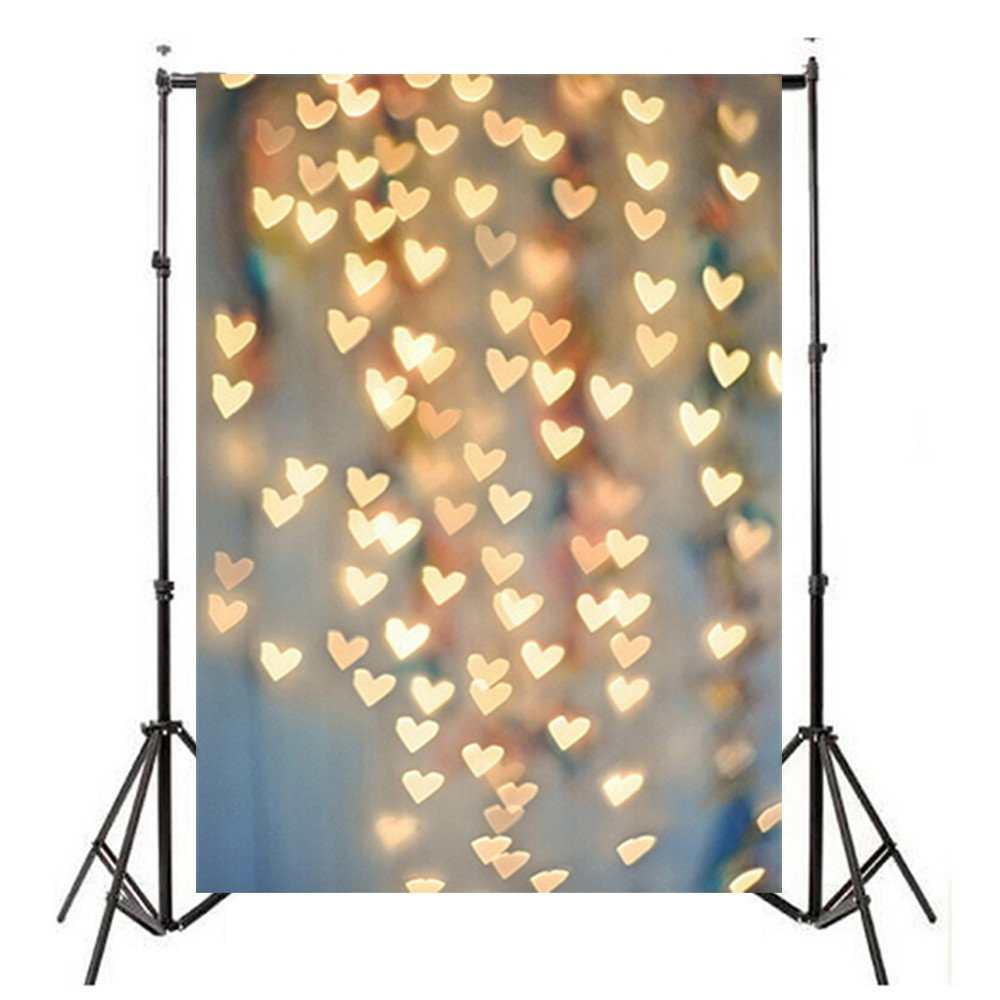 UMei 5x3ft Photography Background Non-Woven Fabric Digital 3D Screen Photo Backdrop Studio Photography Props for Photography,Video and Televison