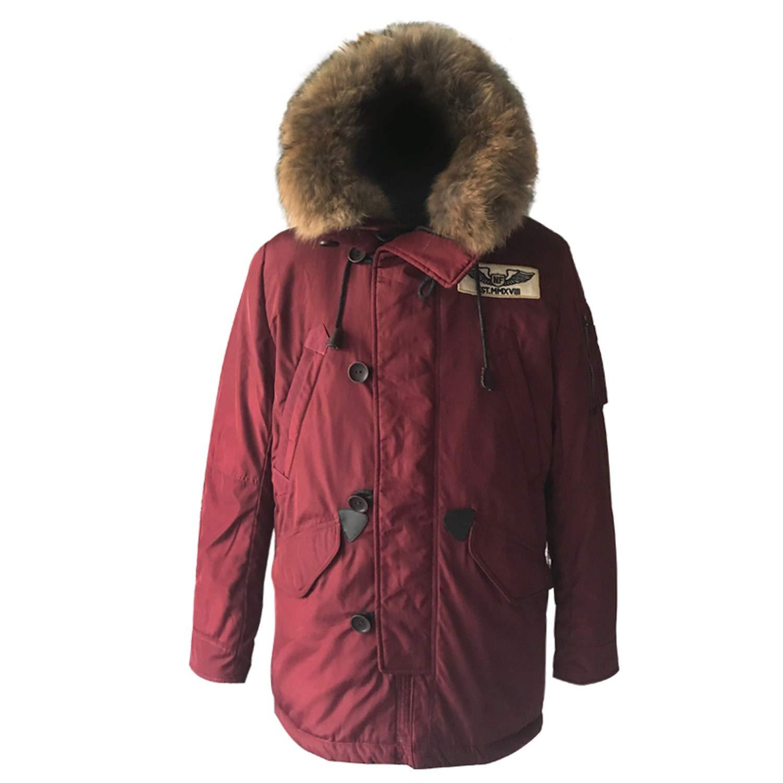 : Ablaze Jin Men Down Jacket Mens Winter Coat