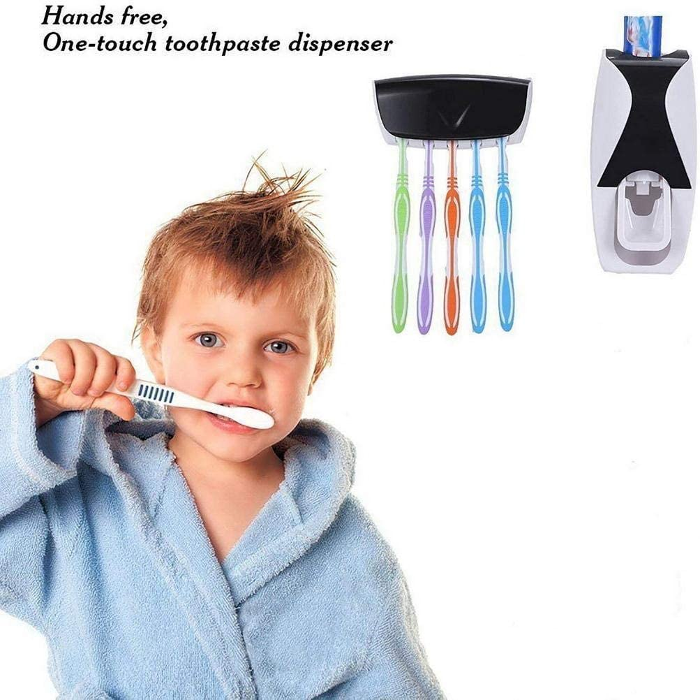 Diaper Creative Automatic Squeezing Toothpaste Tool Toothbrush Holder Washing Set Toothbrush Holders