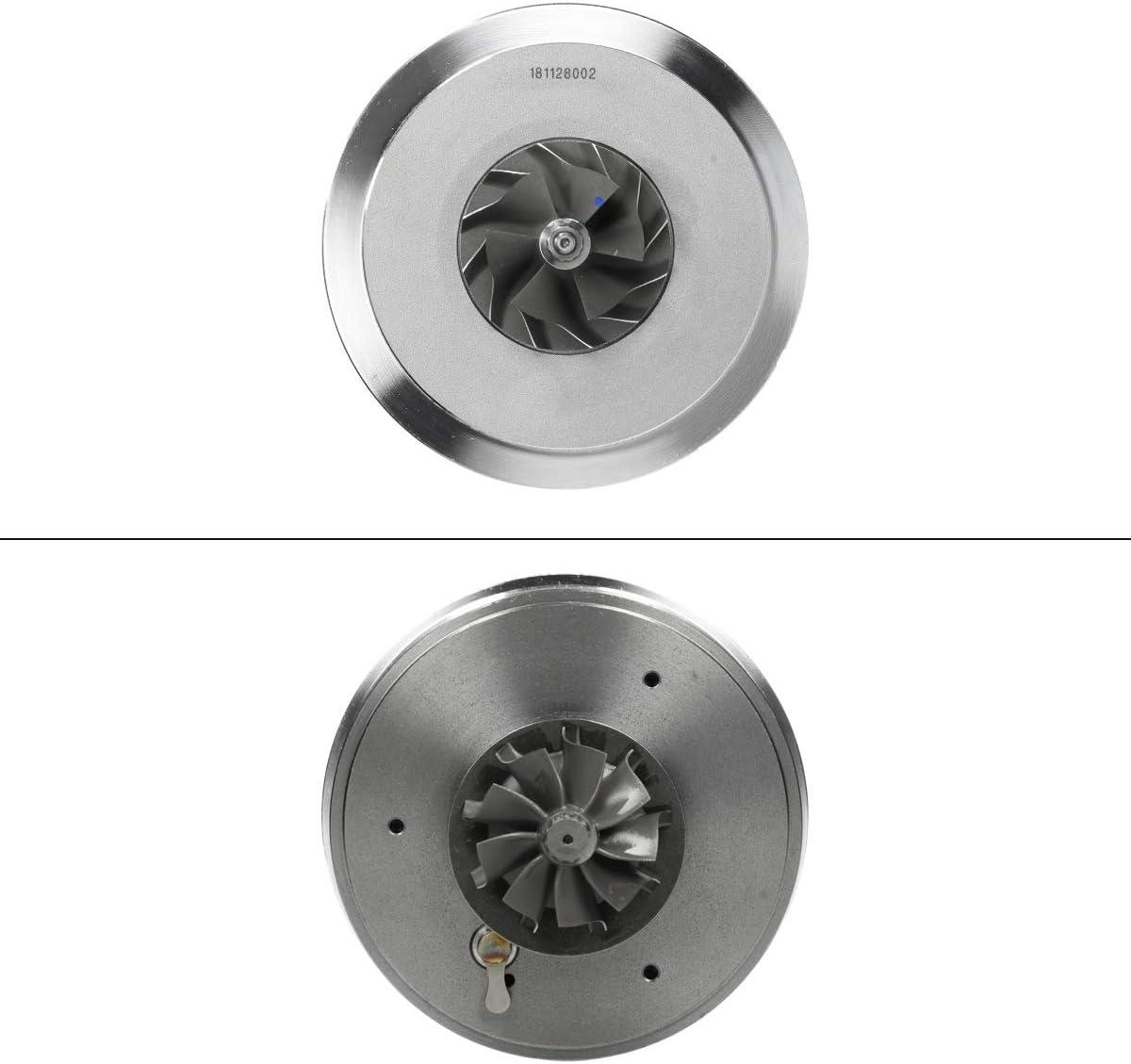 ECD Germany TL99-0020 Rumpfgruppe Turbolader Abgasturbolader Turbo