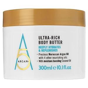 Argan 5+ Ultra Rich Body Butter (300ml) - Pack of 2