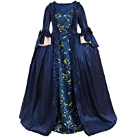 CosplayDiy Women's Rococo Ball Gown Gothic Victorian Dress Costume