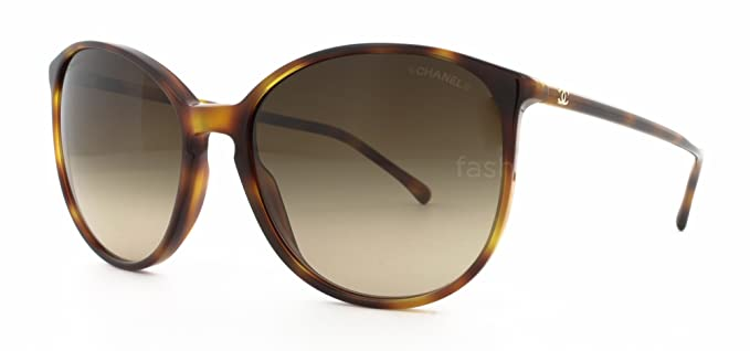 Gafas de Sol Chanel CH5278 HAVANA - BROWN GRADIENT: Amazon ...