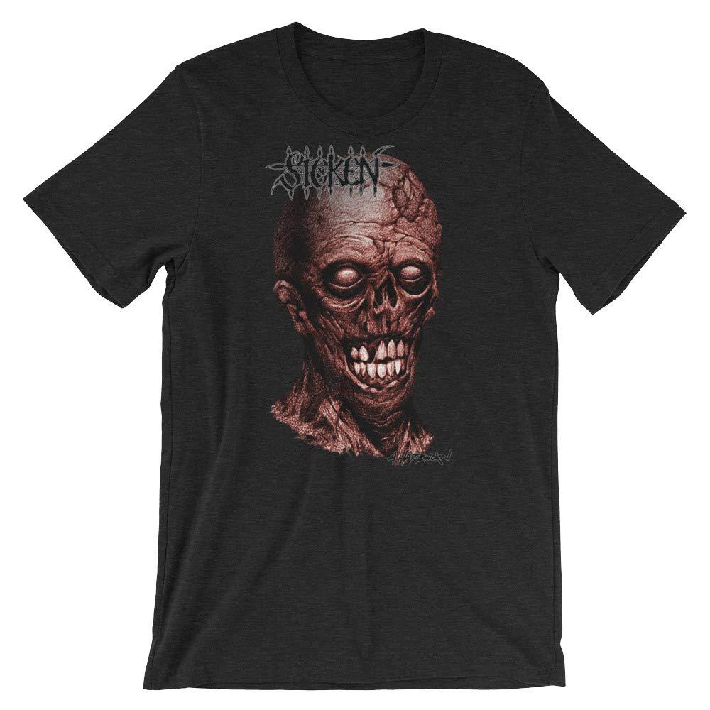 Sicken Clothing Sugar Free Mens T-Shirt by Tattoo Artist Al Hartshorn