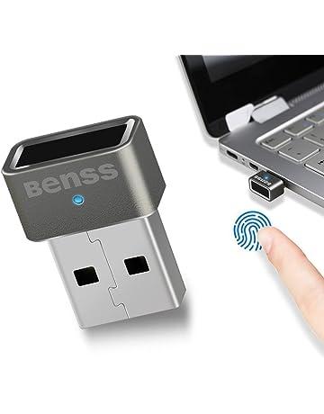 52041219b2e Benss USB Fingerprint Reader for Windows7 8 8.1 10
