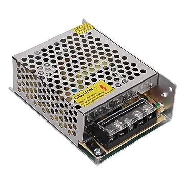 Wendry Interruptor de Impresora 3D, S-36-12 12V 36W Accesorios de ...