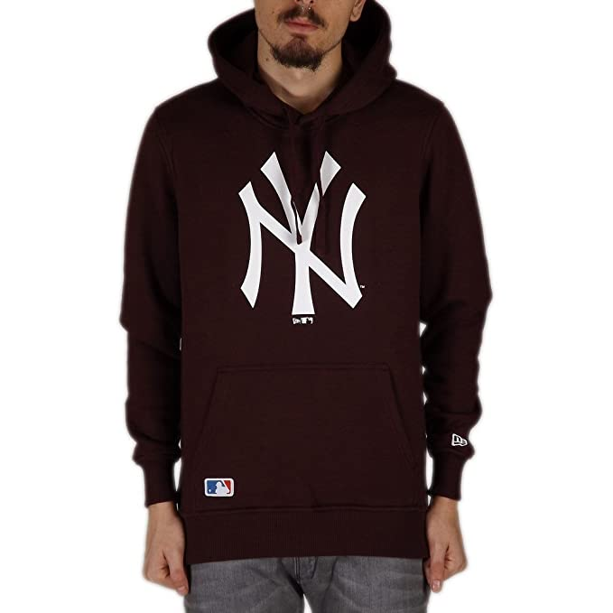 Sudadera capucha New Era – Mlb New York Yankees Po granate talla: L (Large