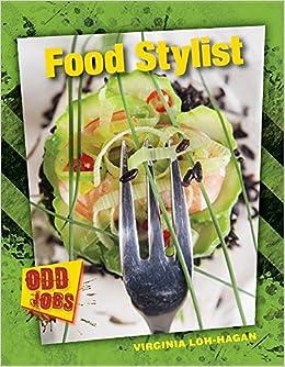 Food Stylist Book