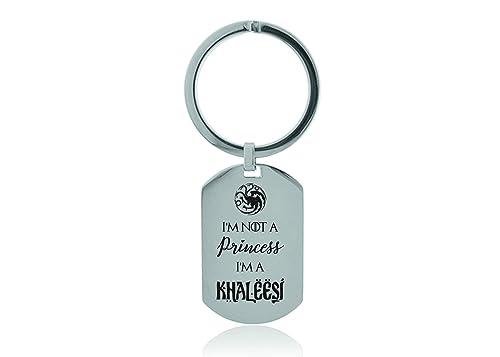 Llavero Juego de Tronos Acero, Game Of Thrones Keychain ...