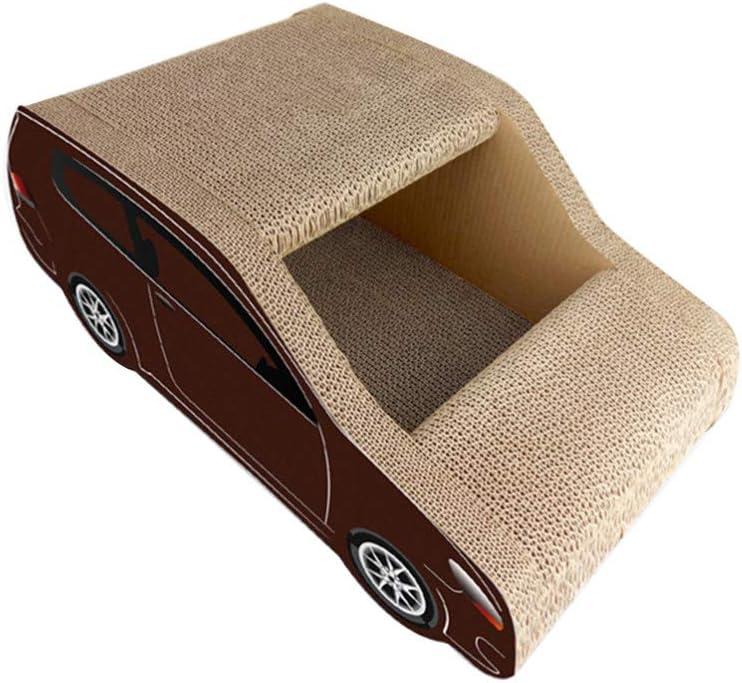 猫の巣車の形をした猫のひっかき板猫研削爪おもちゃ猫ペット用品