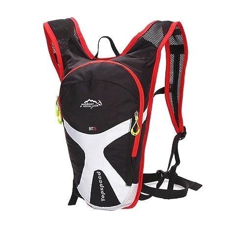 7a85fac1acfa West Biking Cycling Mini Bicycle Backpack Bike Bag Outdoor Sports Rucksack  for Camping Hiking Running Daypacks