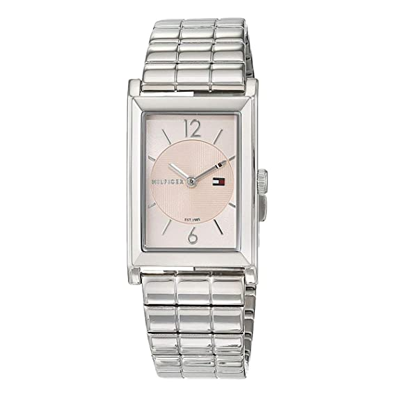 Amazon.com: Tommy HilfigerLadies Rose Gold Business Quartz Tommy Hilfiger Josie 1781835: Watches
