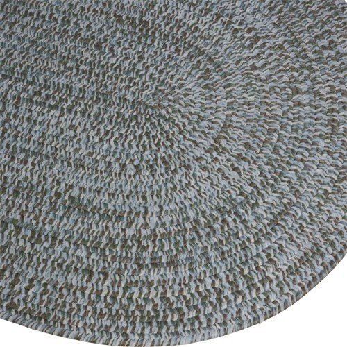 Constructive Playthings Woodland Color Braided Chenille Rug by Constructive Playthings (Image #1)'