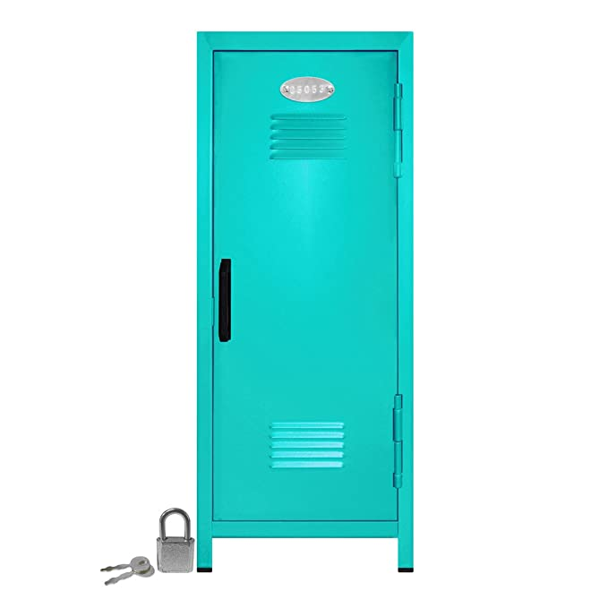 Mini Locker with Lock and Key