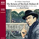 The Return of Sherlock Holmes II Audiobook by Sir Arthur Conan Doyle Narrated by David Timson