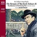 The Return of Sherlock Holmes II Audiobook by Sir Arthur Conan Doyle Narrated by David Timson