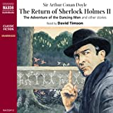 Bargain Audio Book - The Return of Sherlock Holmes II