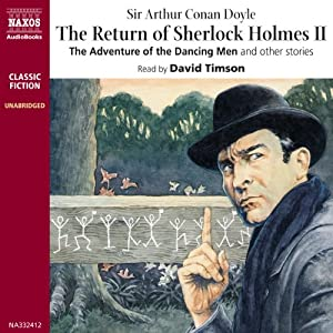 The Return of Sherlock Holmes II Hörbuch