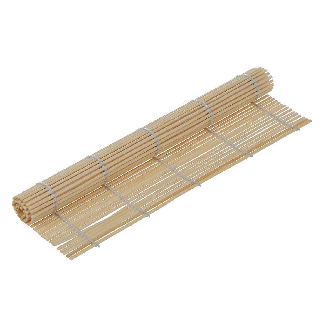 Mat Sushi-TOOGOO(R) Japanese SUSHI MAT BAMBOO Roll Mat Pad JAPANESE KITCHEN 23cm x 24cm