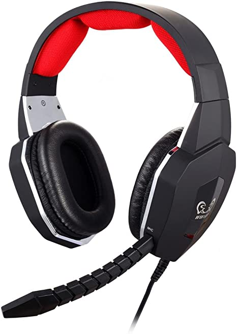2.4ghz Optical Wireless Gaming Headset