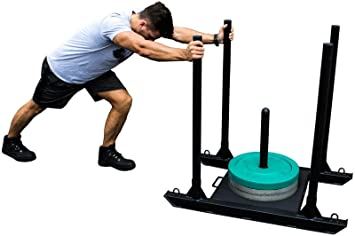 Strength Shop Dog Sled Pushing Pulling And Dragging Plate