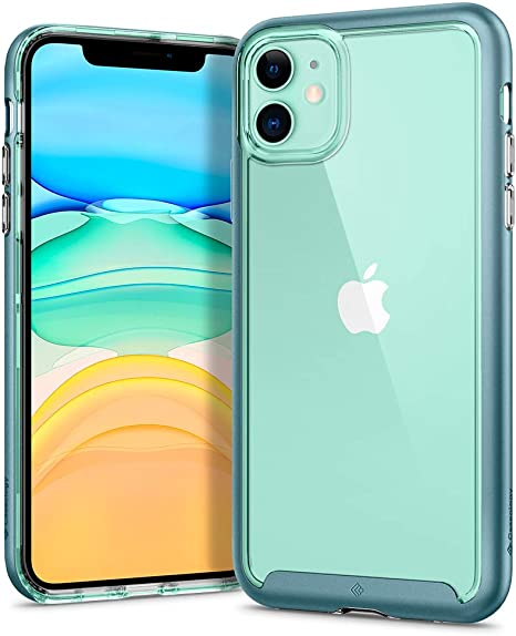 Caseology Skyfall for Apple iPhone 11 Case (2019) - Aqua Green