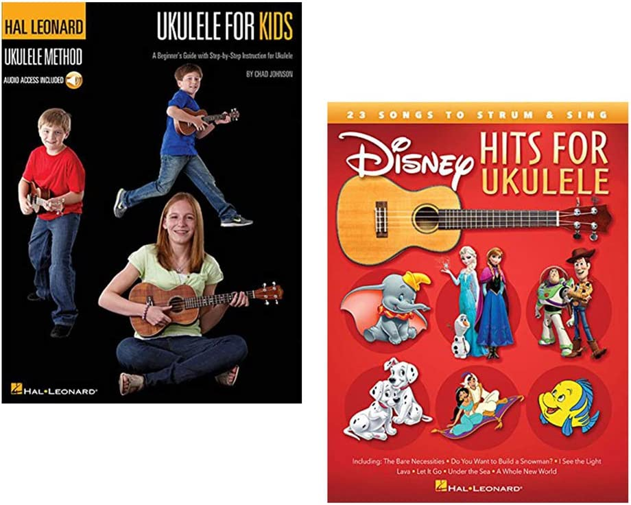 23 Songs to Strum /& Sing Disney Hits for Ukulele