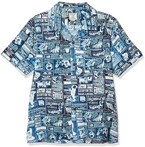 Aloha Shirt メンズ 40676
