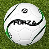 FORZA Futsal Soccer Balls - Standard and Pro Futsal Balls Regulation Size Futsal Balls [Net World Sports] (Pack of 1, FORZA Futsal Soccer Ball)