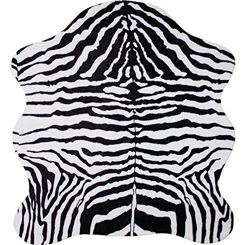 Zebra Rug - 1
