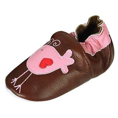 Babynice Chaussure Cuir Souple Bébé Nouveau-Né Chaussure Premier Pas  Chaussures Antidérapant Confortable Chaussons Casual  Amazon.fr  Chaussures  et Sacs f9394f4d8cd