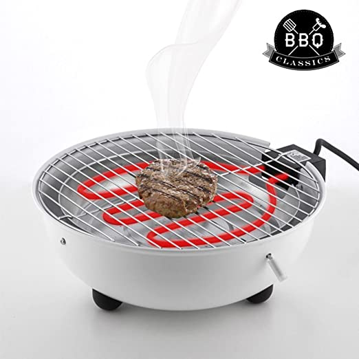 Exclusiva barbacoa eléctrica de mesa con sistema «libre de humos ...