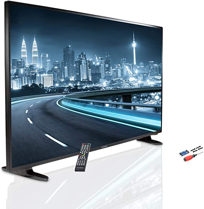 """Icarus Televisión Smart TV Led 50"""" 4K WIFI: Amazon.es: Electrónica"""