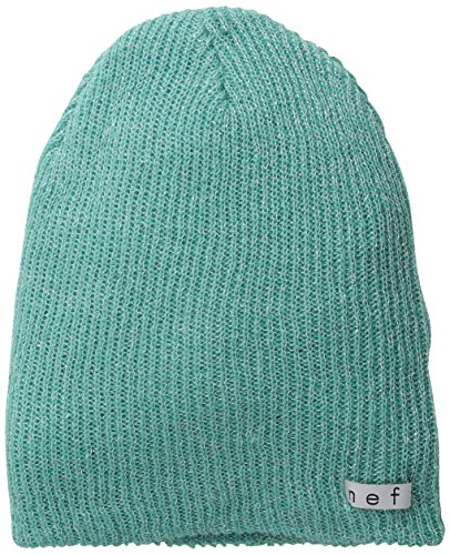 Neff Women's Daily Sparkle Beanie, Teal, One Size