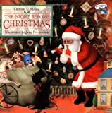 The Night Before Christmas, Clement C. Moore, 0448404826