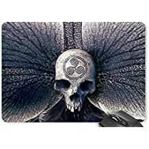 Mouse Mat Skull With Fins Mouse Pad