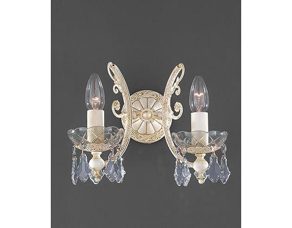 La lampada rilievo applique lampada da parete classica di lusso
